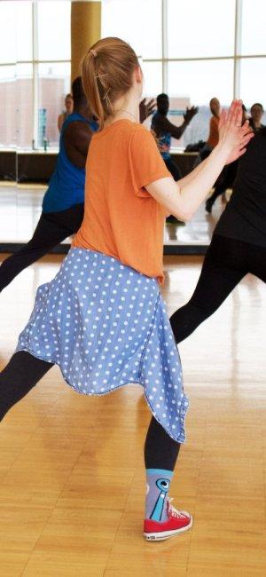 Sport en dans